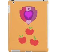 My little Pony - Applebloom + Applejack Cutie Mark V2 iPad Case/Skin