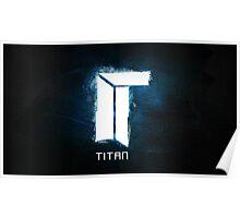 Titan E-Sports Team Poster