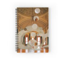Not Known at This Address Spiral Notebook