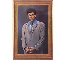Kramer's Portrait T-Shirt Photographic Print