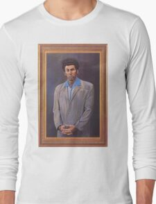 Kramer's Portrait T-Shirt Long Sleeve T-Shirt