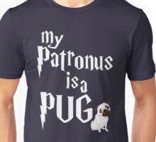 My Patronus Is Pug Unisex T-Shirt