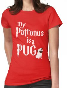 My Patronus Is Pug T-Shirt