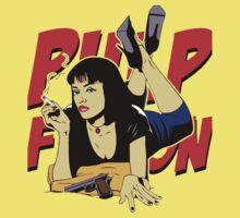 Pulp Fiction Mia Kids Tee