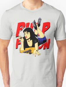 Pulp Fiction Mia Unisex T-Shirt