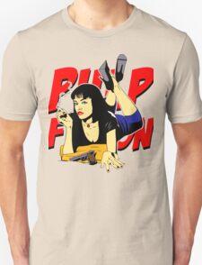 Pulp Fiction Mia Unisex T-Shirt