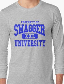 Swagger University Long Sleeve T-Shirt