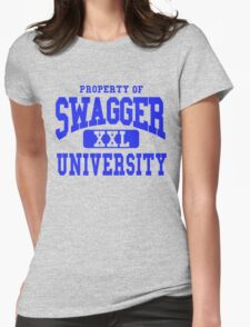 Swagger University Womens Fitted T-Shirt