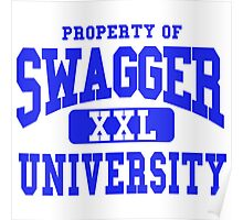 Swagger University Poster