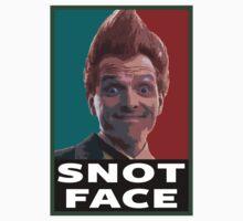 Snot Face Kids Tee