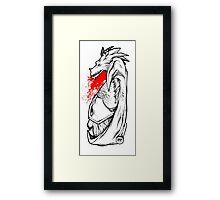 DragonBlood Framed Print