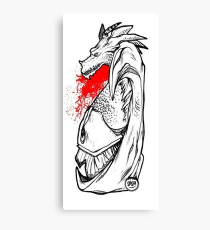 DragonBlood Canvas Print