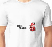 Red mage Unisex T-Shirt