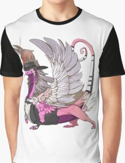 DRAG Brithany Graphic T-Shirt