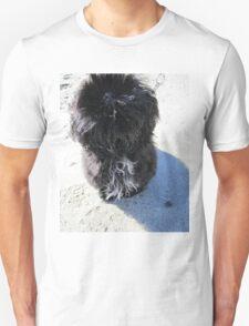 Cute puppy shih tzu Unisex T-Shirt