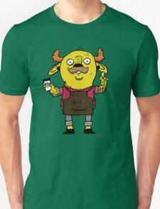Barista Monster Unisex T-Shirt