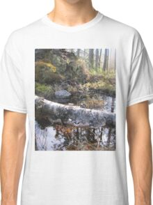 Enchanted forest in the middle of nowhere Classic T-Shirt