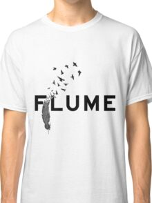flume and plume birds Classic T-Shirt
