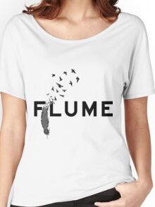 flume and plume birds Women's Relaxed Fit T-Shirt