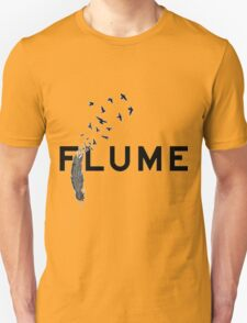 flume and plume birds Unisex T-Shirt