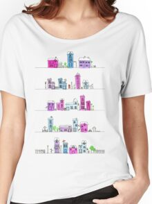 Community Design No. 3 Version 1 Women's Relaxed Fit T-Shirt