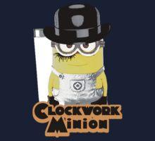 Clockwork Orange Minion One Piece - Short Sleeve