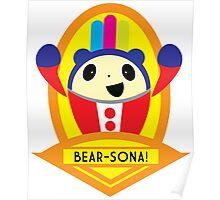 Bear-sona! Poster