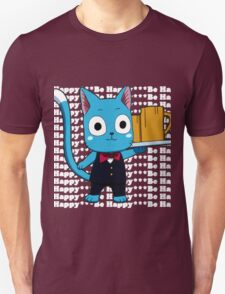 Happy, Be Happy  Unisex T-Shirt