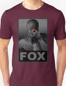 Gray Fox Unisex T-Shirt