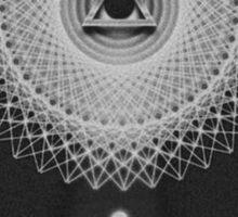 Pyramid Watcher Psy-Pants Sticker