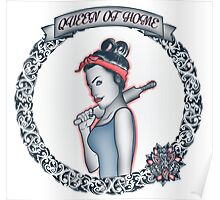 Queen of home Poster
