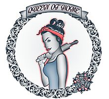 Queen of home Photographic Print