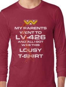 LV-426 ALIENS Long Sleeve T-Shirt