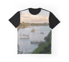 Bedlam Bay Boats Graphic T-Shirt