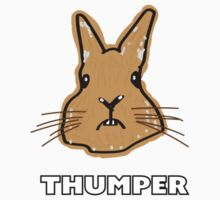 Thumper One Piece - Short Sleeve
