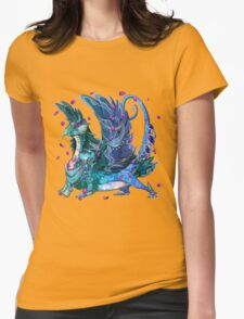 DRAG Julia Womens Fitted T-Shirt
