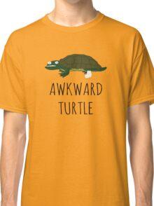 Awkward Turtle Classic T-Shirt