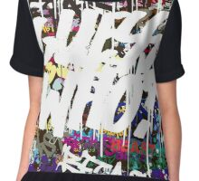 BEAST Guess Who? Japan Kpop Chiffon Top
