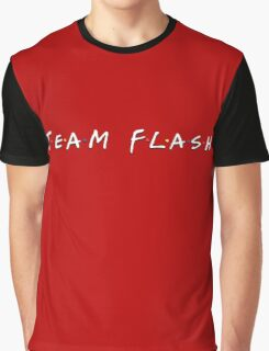 Team Flash Graphic T-Shirt