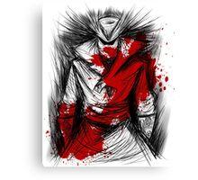 Blood Hunt Canvas Print