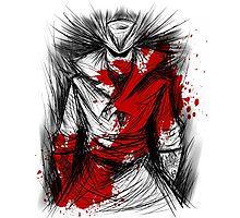 Blood Hunt Photographic Print