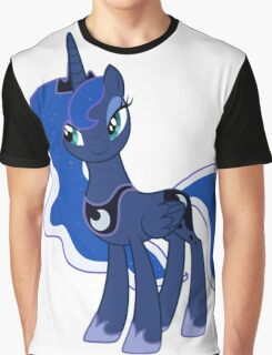 THIS IS PRINCESS LUNA Graphic T-Shirt