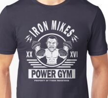 Iron Mikes Power Gym Unisex T-Shirt