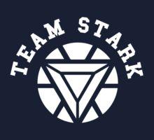 Team Stark - new reactor Kids Tee