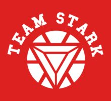 Team Stark - new reactor One Piece - Short Sleeve
