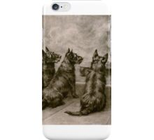 Maud Earl - The Pot Boilers, iPhone Case/Skin