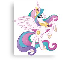 PRINCESS CELESTIA Canvas Print