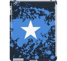 Somalia Flag Ink Splatter iPad Case/Skin
