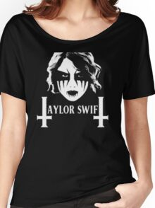 Taylor Swift Death Metal Women's Relaxed Fit T-Shirt