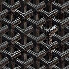 Goyard Black by robinsoncrusoe9